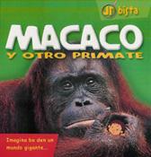 Macaco y otro primate